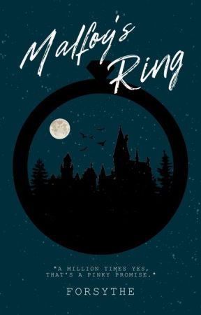 malfoy's ring  // d.m by xforsytheloverx