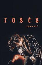roses // harry styles by jumxnji