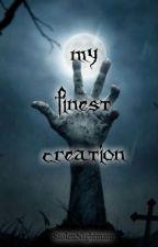My Finest Creation (Male Wednesday Addams x Mad Scientist Reader) by StolenNightmare