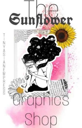 The Sunflower Graphics Shop by TinyAsianEmpress