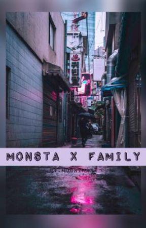 Monsta X Family by Mochi-Mari
