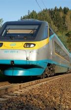 Vlaková průvodčí by Mishel_Miki