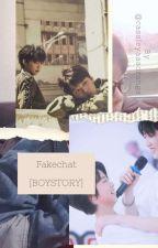Fakechat [BOYSTORY] by cassieyaaaorange