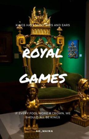 Royal Games by maina_h