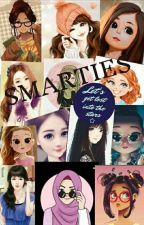 SMARTIES: Grp made from troubles...  by AryaGireesh