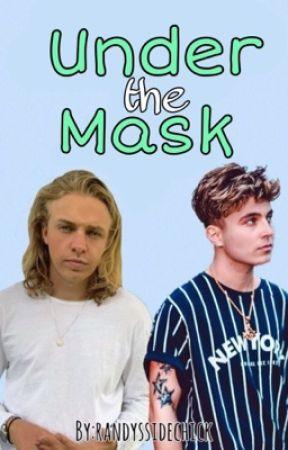Under The Mask (Harplyn AU) by randys_sidechick