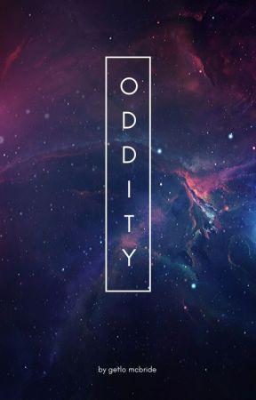 Oddity by GetloSketches