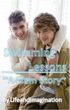 Swimming lessons- A Ziam Oneshot by lifeandimagination