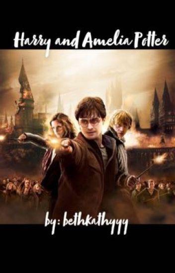 Harry and Amelia Potter