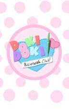 Doki Doki Revival Club by reesecomic13