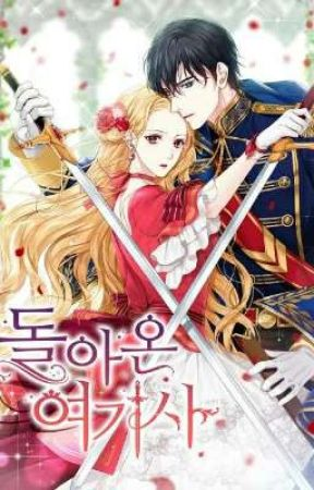 Return of the Female Knight  by otakubookthief