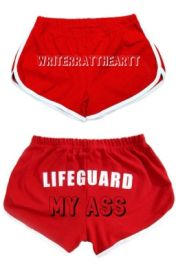 Lifeguard, My Ass (Editing)