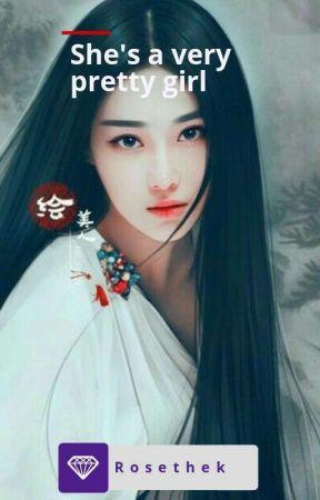 She's a very pretty girl (Yoonmin) by RosetheK