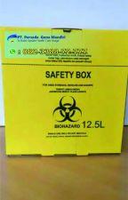 Harga Grosir !! Call/WA 082-3388-72-777, Jual tempat sampah medis, by safetyboxbiohazard
