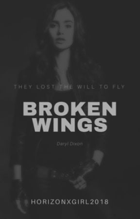 broken wings. | d.dixon [twd] by Horizonxgirl2018