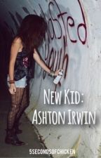 New Kid: Ashton Irwin by 5secondsofchicken
