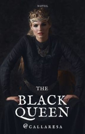 The Black Queen by CallaResa