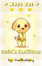 Move Out | Goldie x Fem! Villager by NoellaBerry