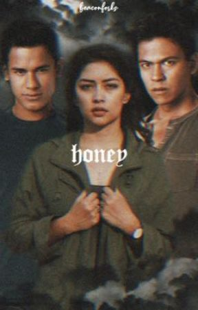 Honey • Jared Cameron by beaconforks