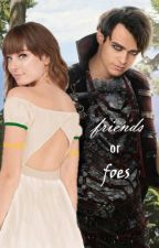 Friends or Foes ~ Harry Hook Fan Fiction by megamasiola