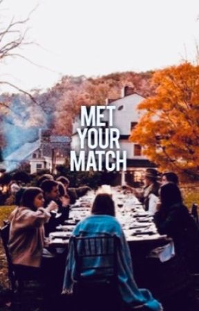 Met Your Match // hs by oh-honey-styles