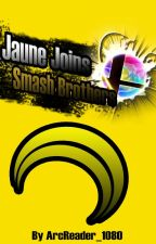 Jaune Joins Smash Brothers by ArcReader_1080