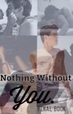 Nothing without you. (FINAL book of back to the way it was Hayes Grier by jazzyxoxox