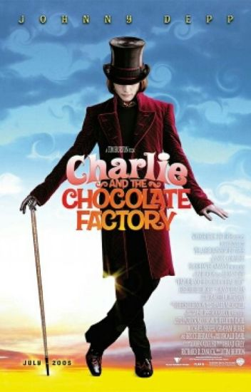 Charlie and the chocolate factory fanfic
