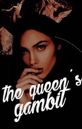the queen's gambit 𐅉 pjo by holtzmannn