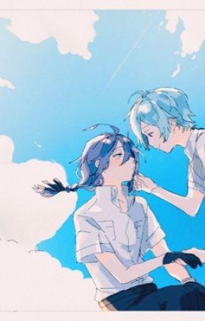 In The Sky, We Fly High [Various! Bnha! X Female! Reader] [Au] by spoopysubaru
