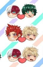 BNHA ShipFictions! by Aerin_The_Anon