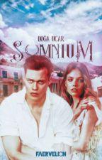 SOMNIUM ☆ demigod, au by ucardoga