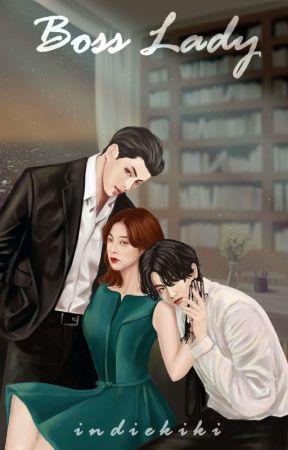 Boss Lady by indiekiki