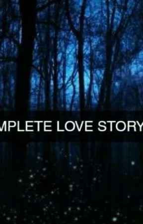 Incomplete Love Story 😔💙 by NilanjanaChatterjee9