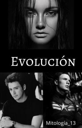 Evolución. by Mitologia_13
