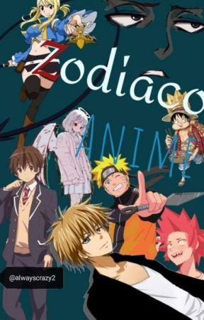Zodiaco Anime  by alwayscrazy2