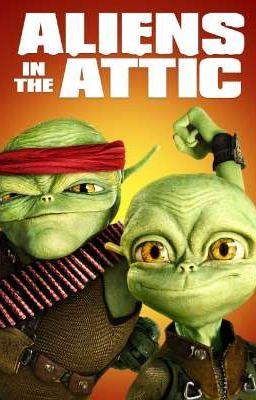 Aliens In The Attic Squirrel Girl Fan Wattpad