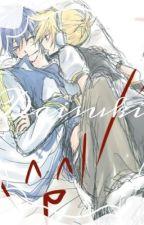 ♥︎Daisuki♥︎ [Len x Kaito] [Yaoi!!!] by senpainoticemeh
