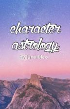 Character astrology by Lunar0Leo