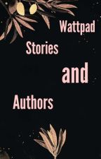 Wattpad Stories by clairelabyou
