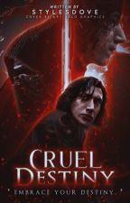 Cruel Destiny   Kylo Ren by stylesdove