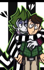 Not Yet •A BeetleJuice X Adam Fanfic• by daddybeetlejuice