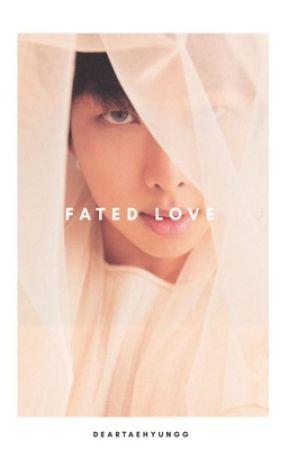 Fated Love • Kim Namjoon by DearTaehyungg
