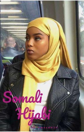 somali hijabi  by Amaa0050