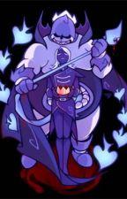 Together//Rouxls Kaard X King of Spades by hahaoopsies_