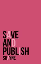 Save and Publish // Darren Espanto Short Story by obliviousprincess