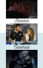 Rhekker Oneshots || Ava Bekker & Connor Rhodes - Chicago Med by darkthornedrose
