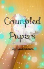 Crumpled Papers by firstromance