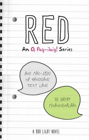 RED by binibininghannah