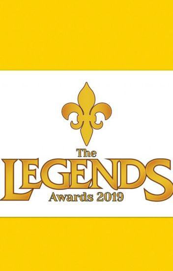 The Legends Awards 2019